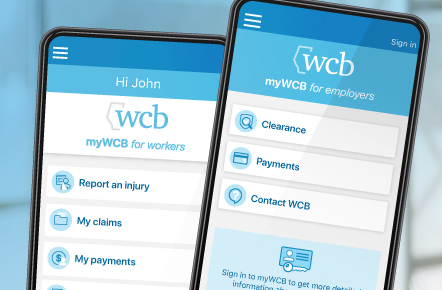 New mobile app for injured workers