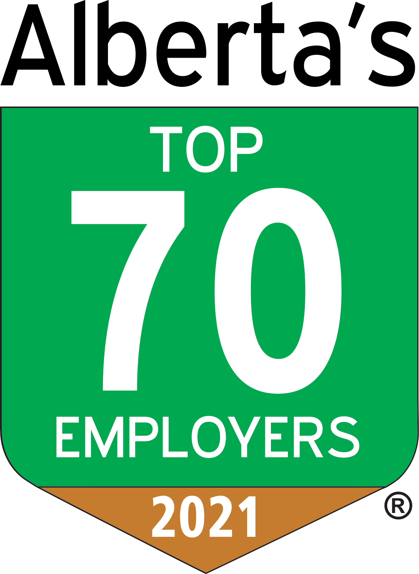 Alberta's top 75 Employers 2019